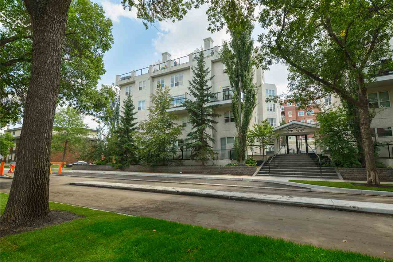 MLS® listing #E4147020 for sale located at 312 10717 83 Avenue