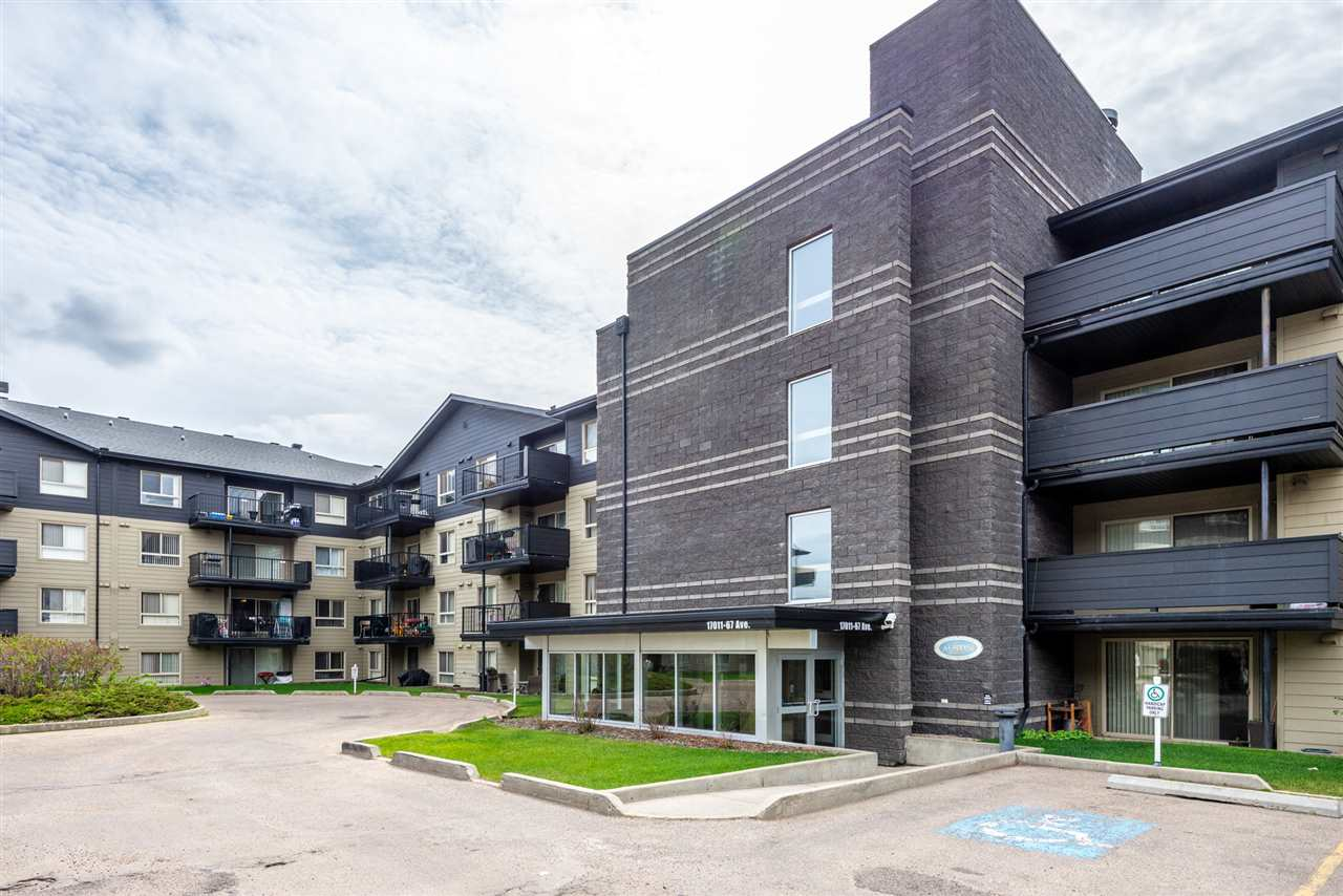 MLS® listing #E4147047 for sale located at 406 17011 67 Avenue
