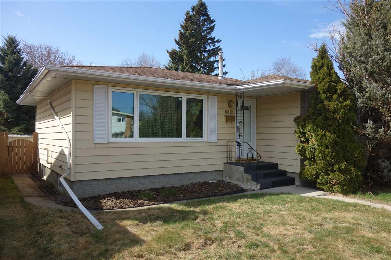 MLS® listing #E4147068 for sale located at 5812 114A Street