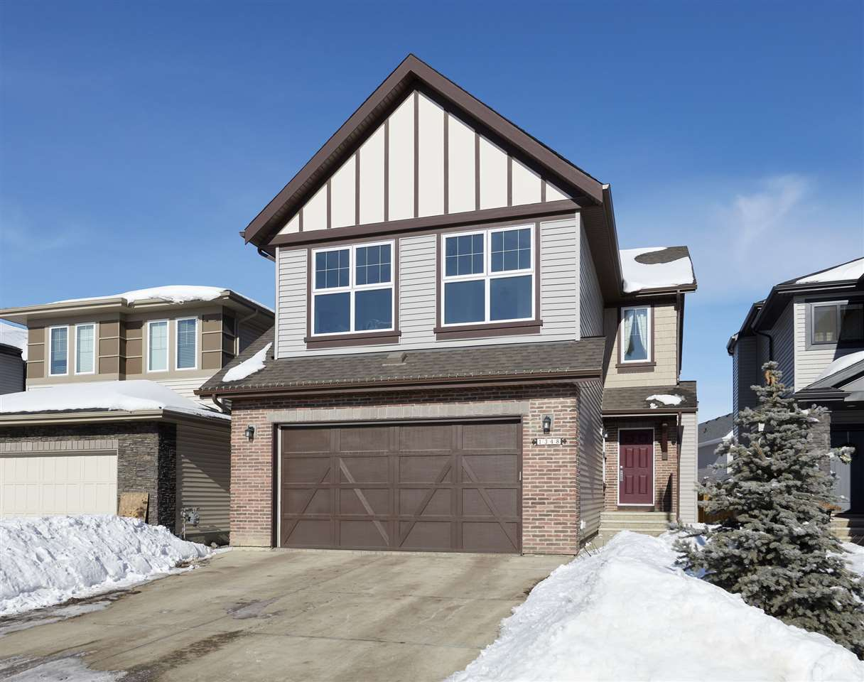 MLS® listing #E4147085 for sale located at 1348 158 Street