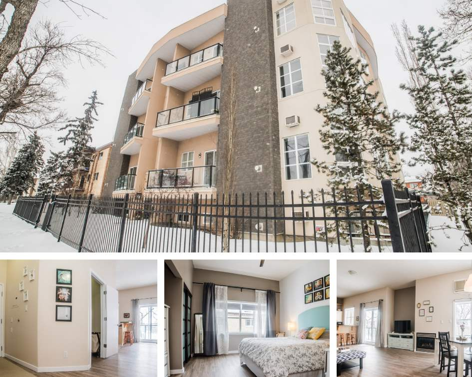 MLS® listing #E4147093 for sale located at 301 10905 109 Street