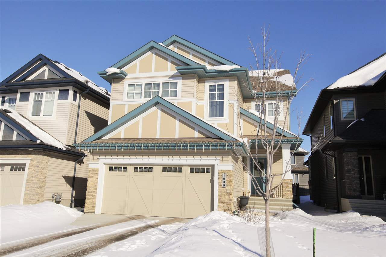 MLS® listing #E4147095 for sale located at 1936 Ainslie Link SW
