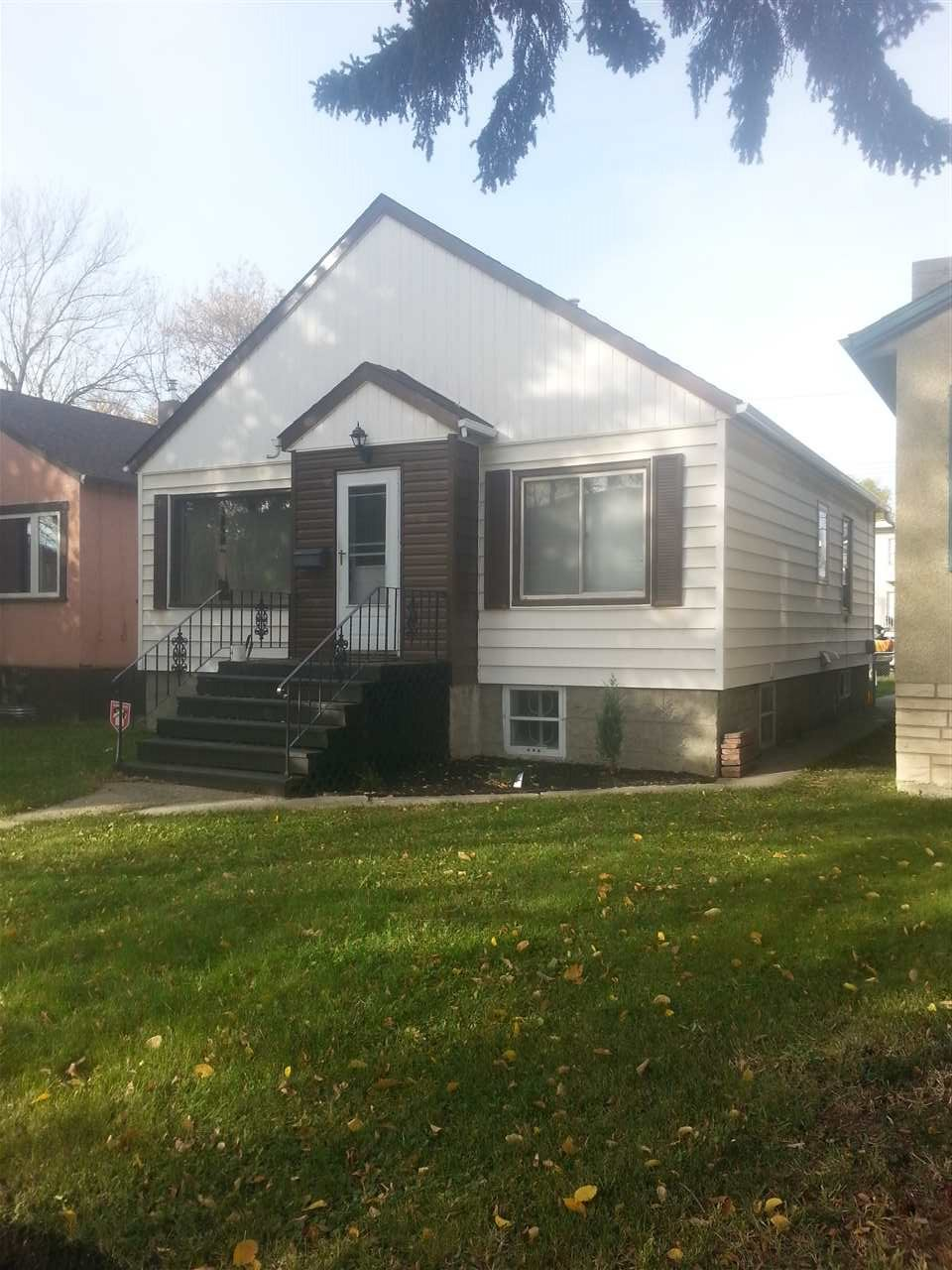 MLS® listing #E4147097 for sale located at 10510 79 Avenue NW