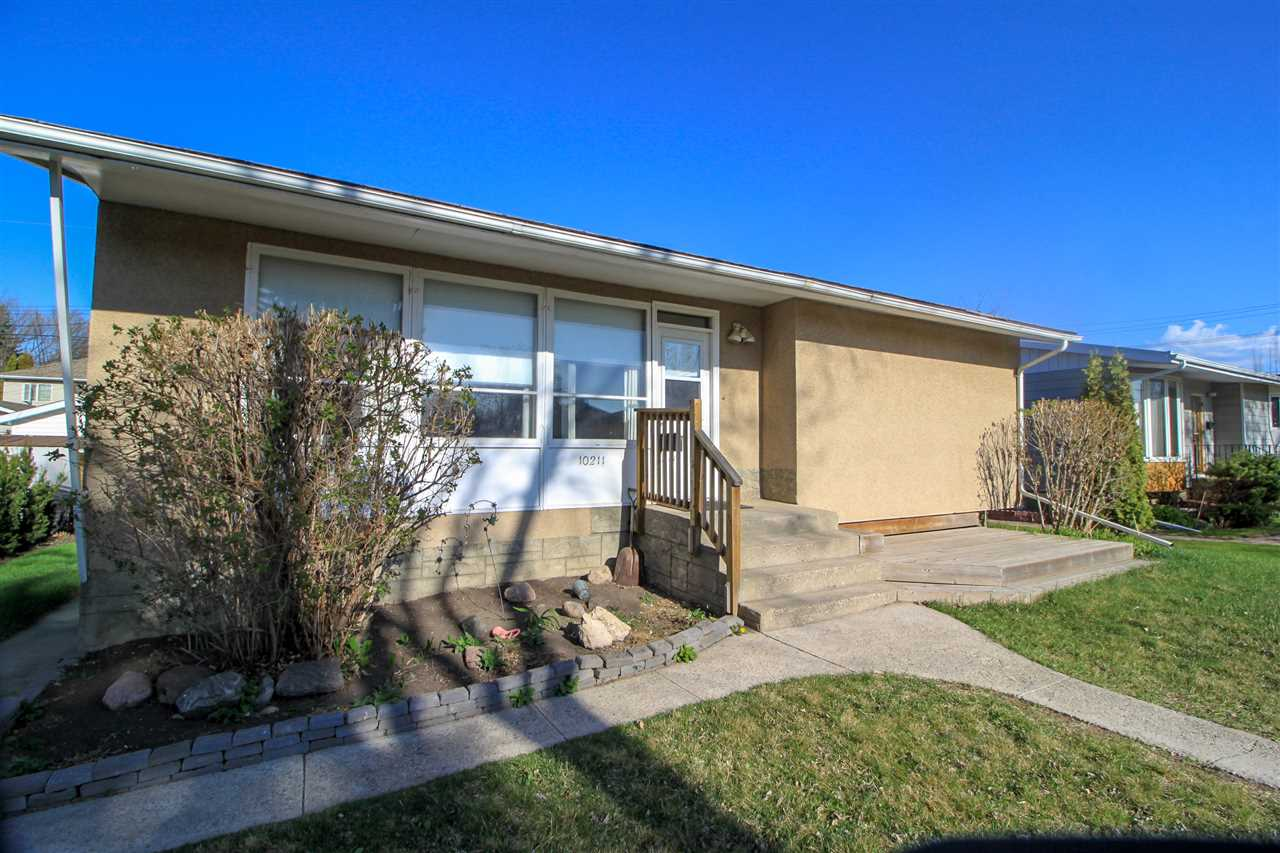 MLS® listing #E4147112 for sale located at 10211 71 Street