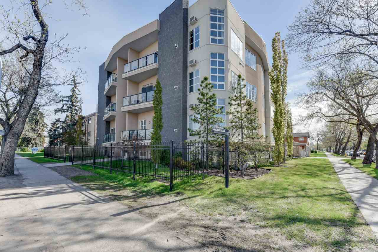 MLS® listing #E4147113 for sale located at 102 10905 109 Street