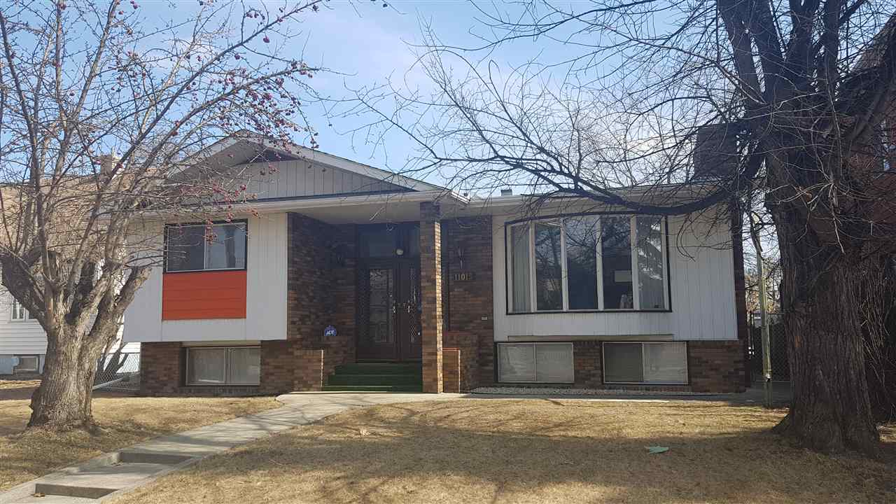 MLS® listing #E4147136 for sale located at 11013 108 Street