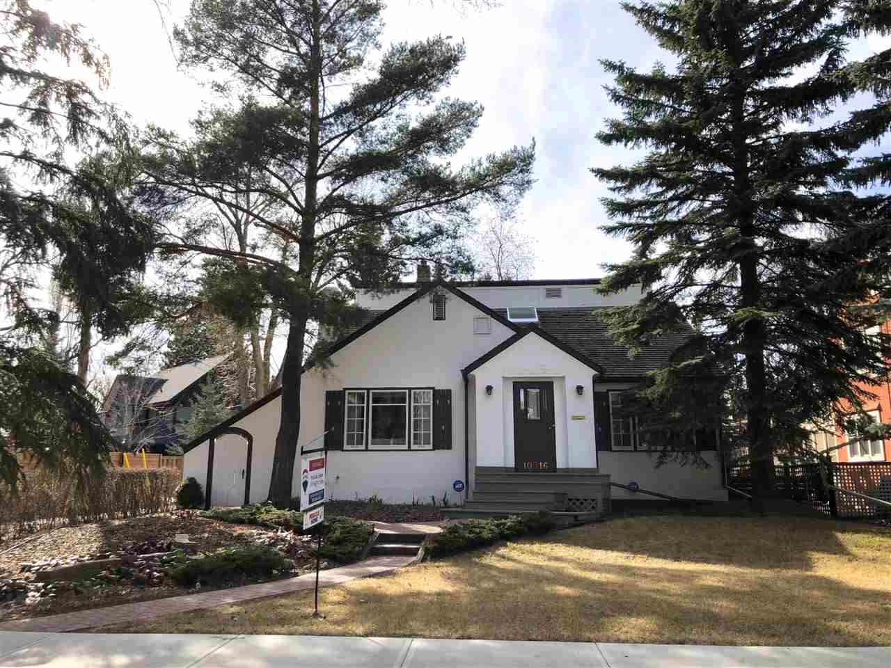 MLS® listing #E4147146 for sale located at 10316 132 Street
