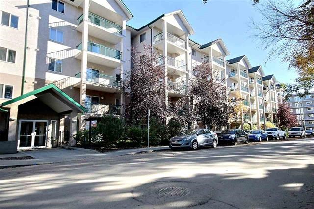 MLS® listing #E4147148 for sale located at 411 11325 83 Street