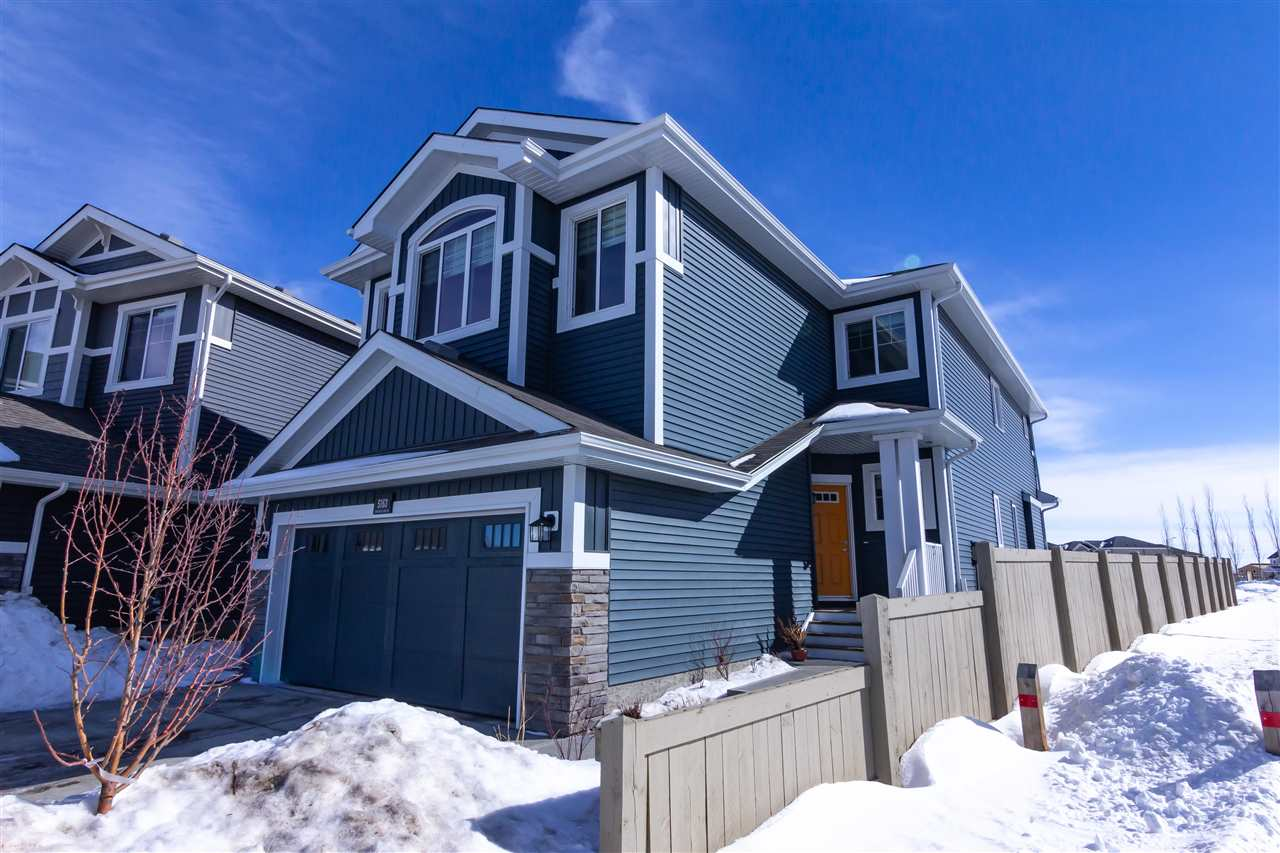 MLS® listing #E4147162 for sale located at 5163 CRABAPPLE Link