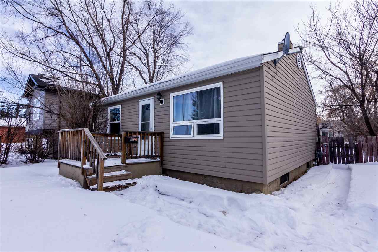 MLS® listing #E4147164 for sale located at 9215 150 Street
