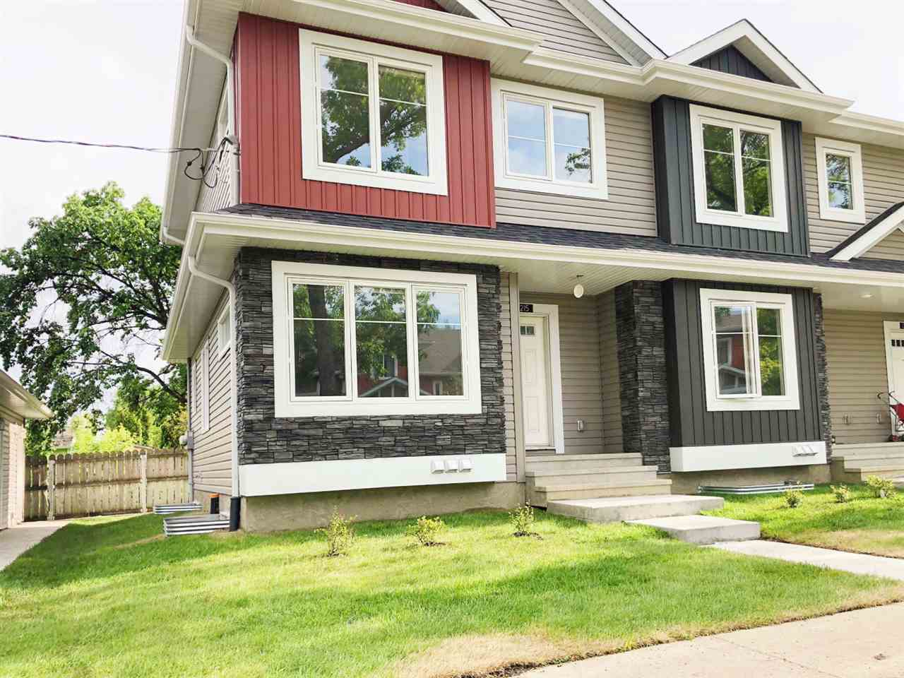 MLS® listing #E4147181 for sale located at 12221 117 Avenue NW