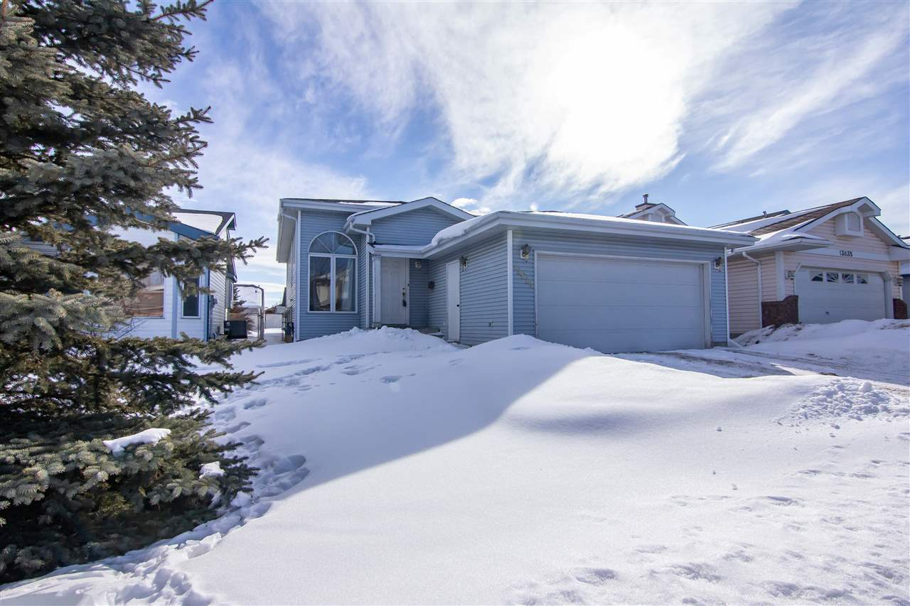 MLS® listing #E4147184 for sale located at 13829 131A Avenue