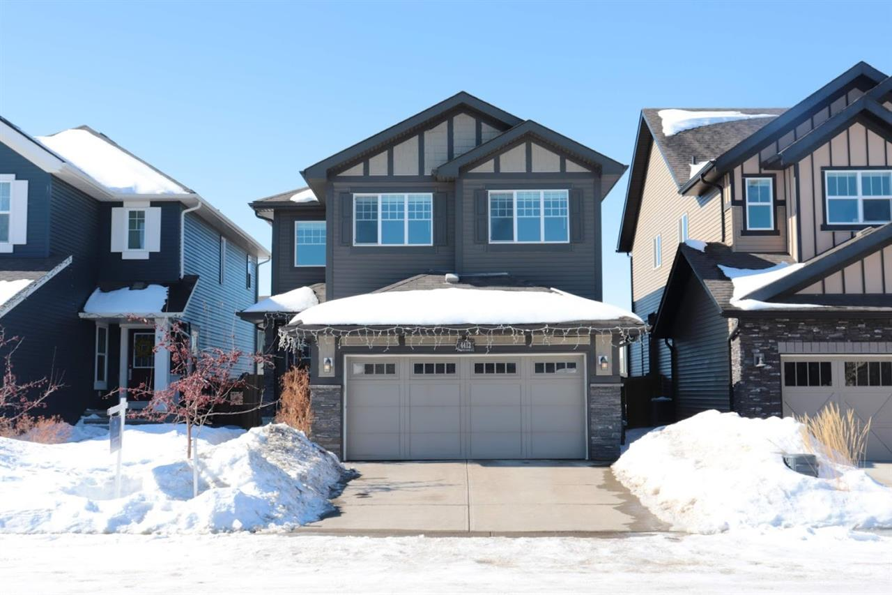 MLS® listing #E4147187 for sale located at 4412 CRABAPPLE Landing