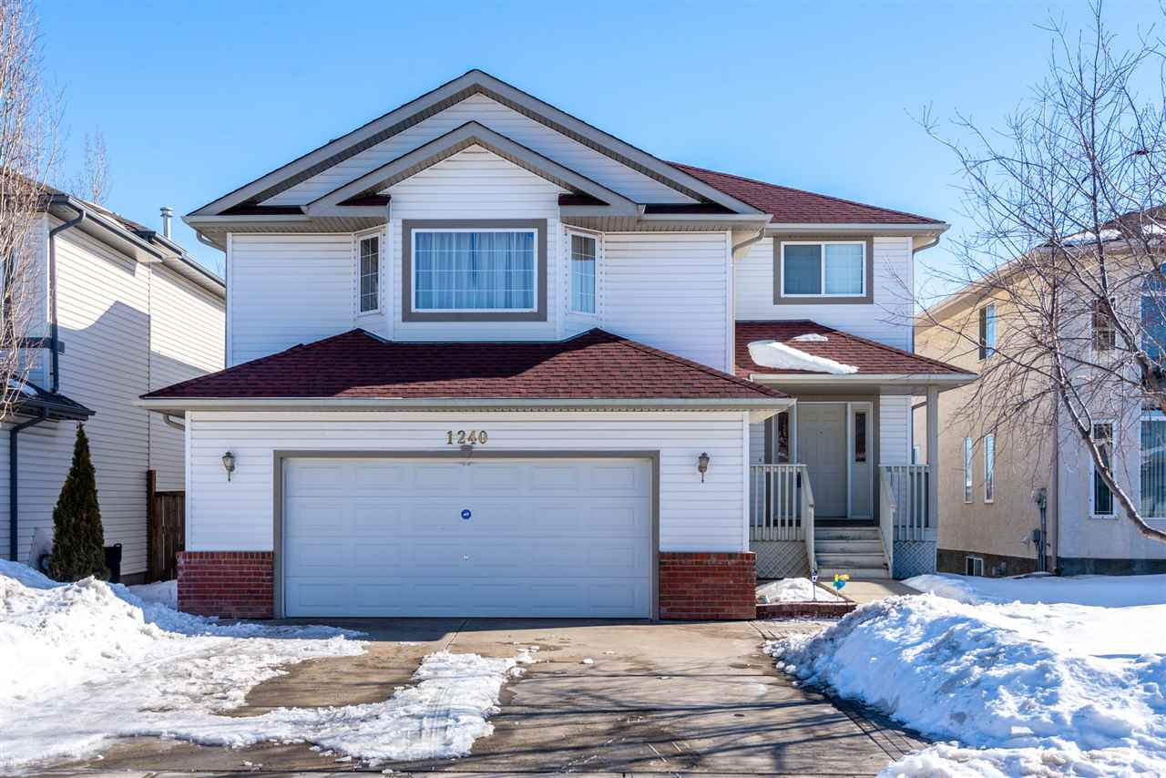 MLS® listing #E4147204 for sale located at 1240 ORMSBY Lane