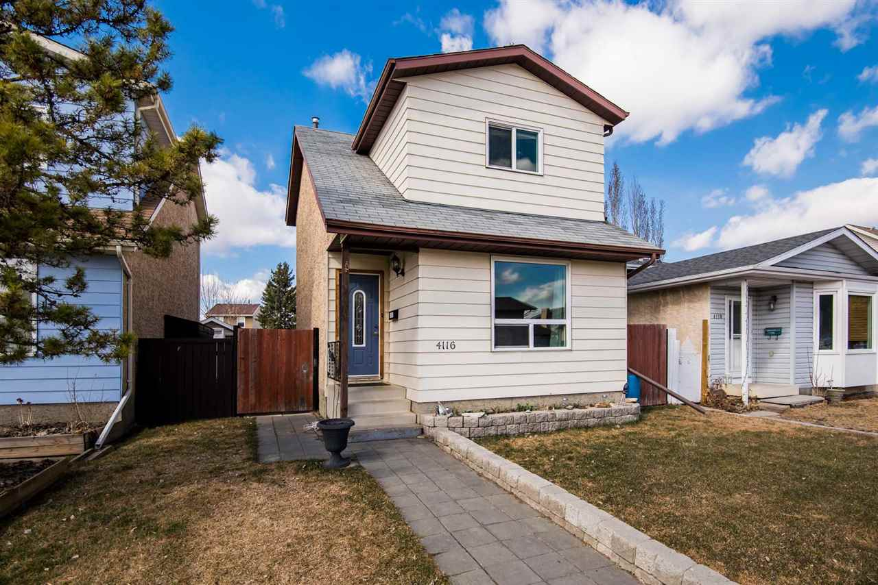 MLS® listing #E4147211 for sale located at 4116 37 Street