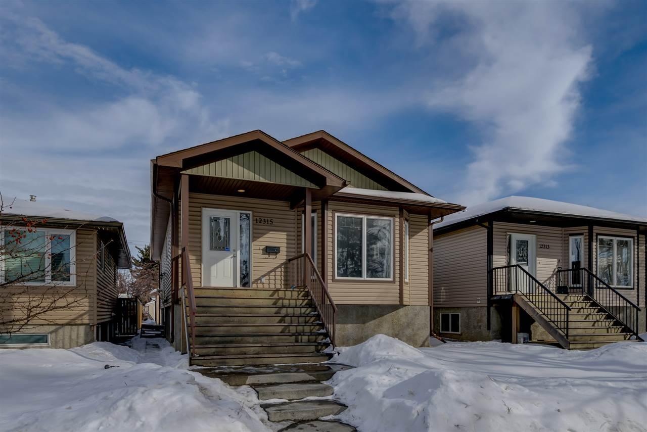 MLS® listing #E4147221 for sale located at 12315 89 Street