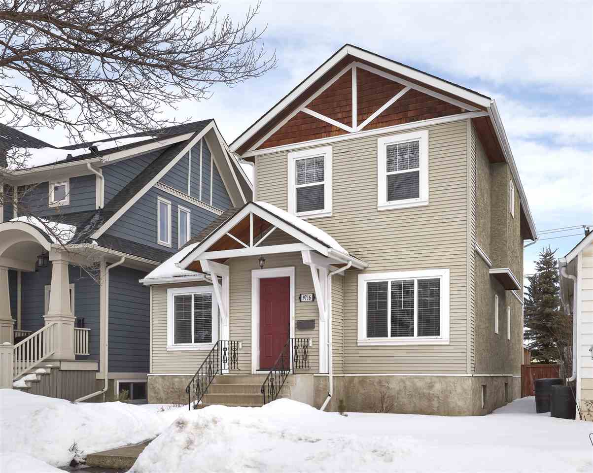 MLS® listing #E4147251 for sale located at 9716 85 Avenue