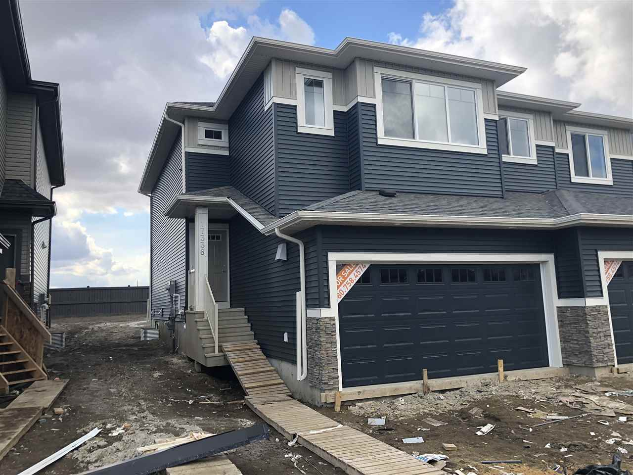 MLS® listing #E4147275 for sale located at 17336 49 Street