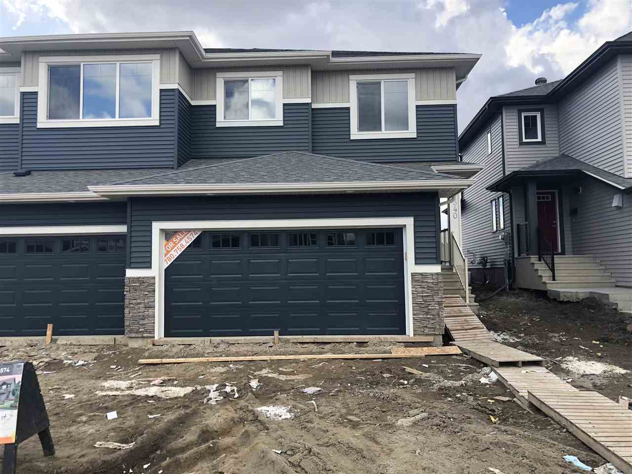 MLS® listing #E4147277 for sale located at 17340 49 Street
