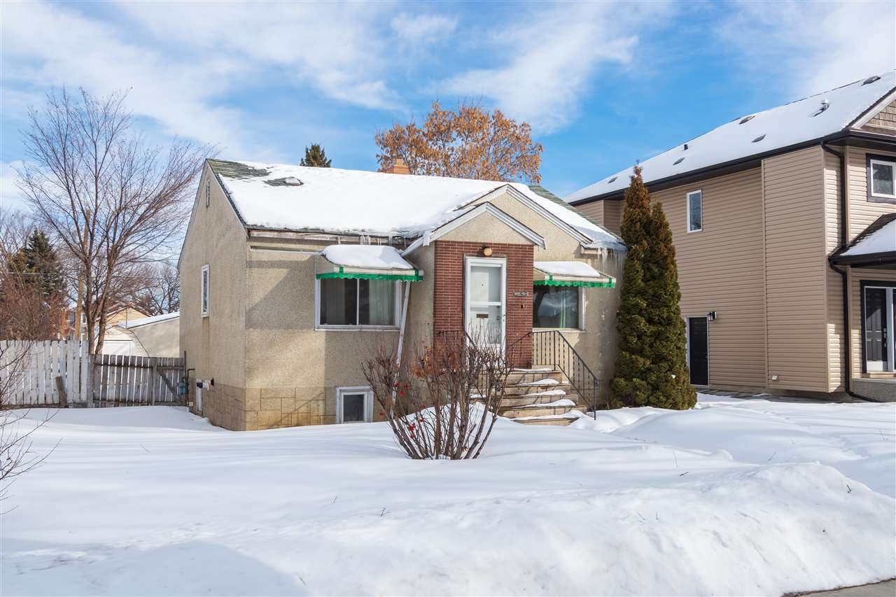 MLS® listing #E4147286 for sale located at 12223 102 Street