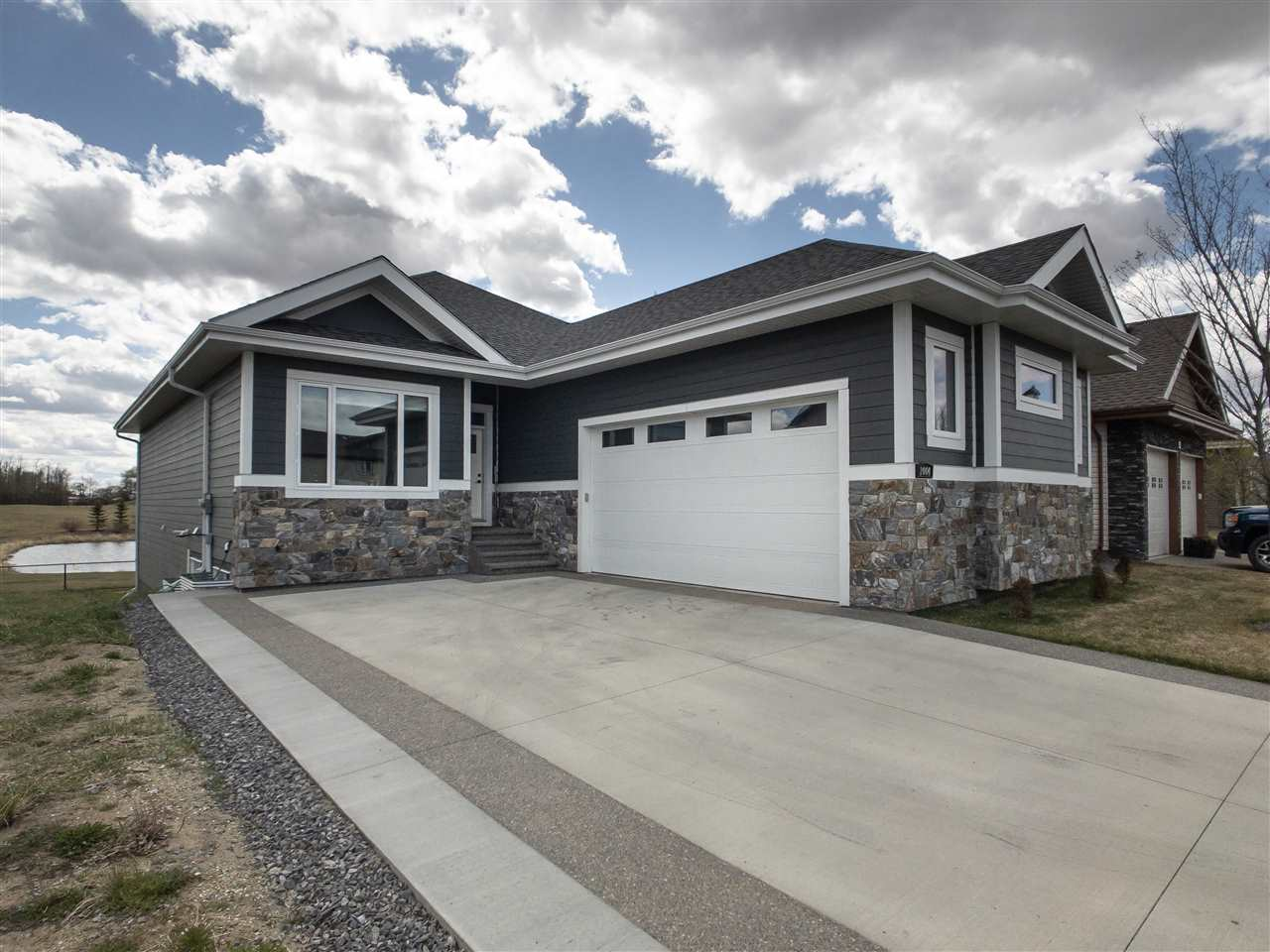 MLS® listing #E4147295 for sale located at 1004 Genesis Lake Blvd