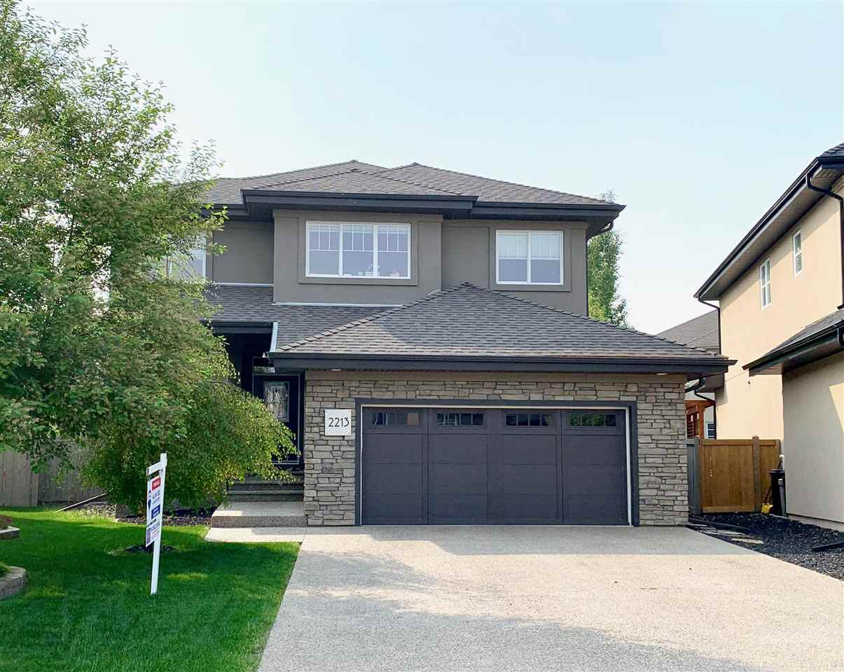 MLS® listing #E4147300 for sale located at 2213 WARRY Loop