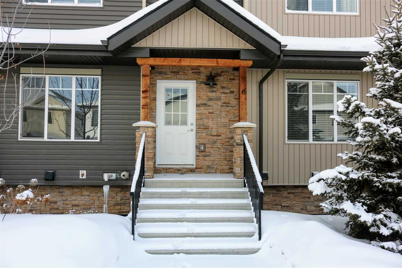MLS® listing #E4147306 for sale located at 6 9515 160 Avenue