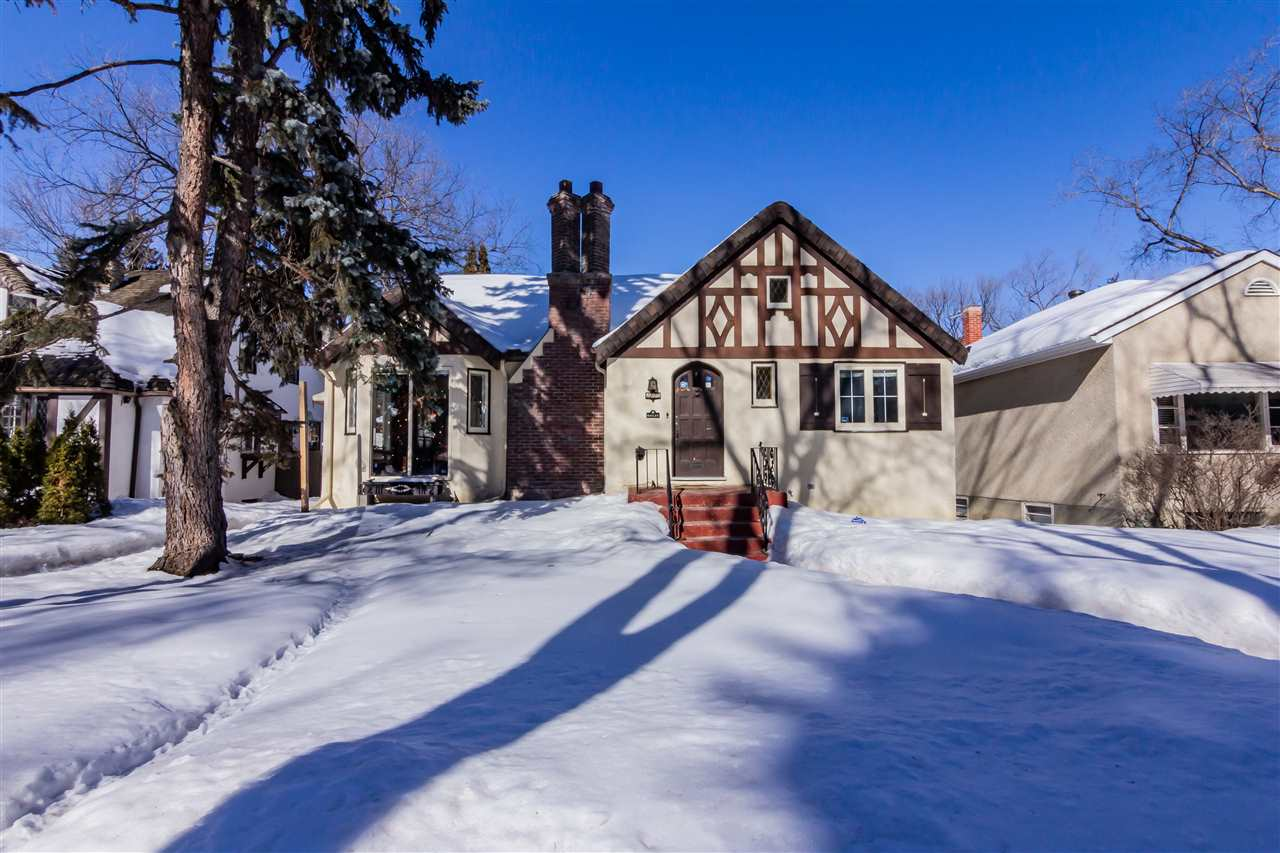 MLS® listing #E4147311 for sale located at 13110 104 Avenue