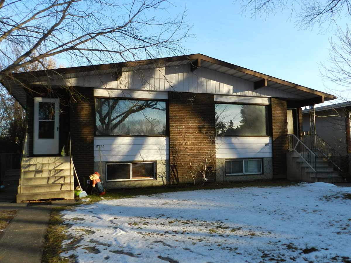 MLS® listing #E4147318 for sale located at 12123 12121 88 Street NW