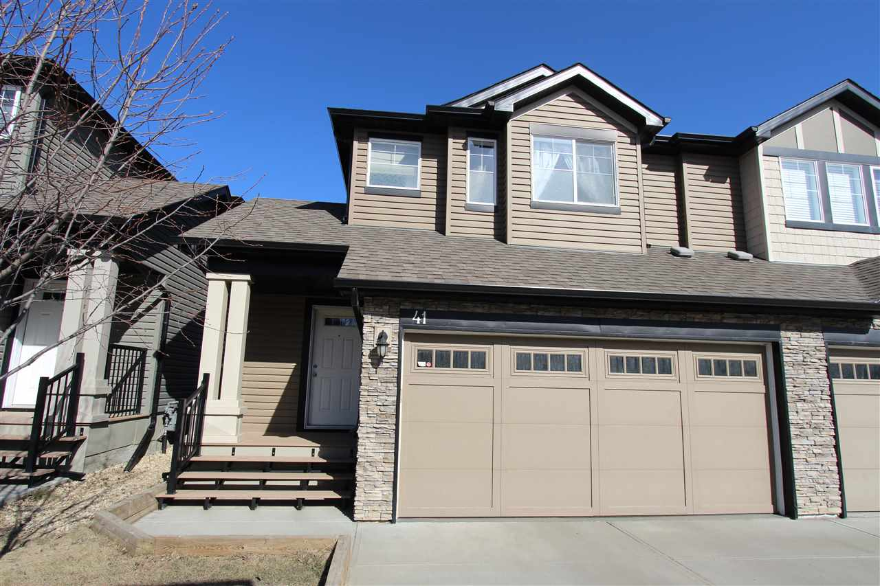 MLS® listing #E4147322 for sale located at 41 6835 Speaker Vista