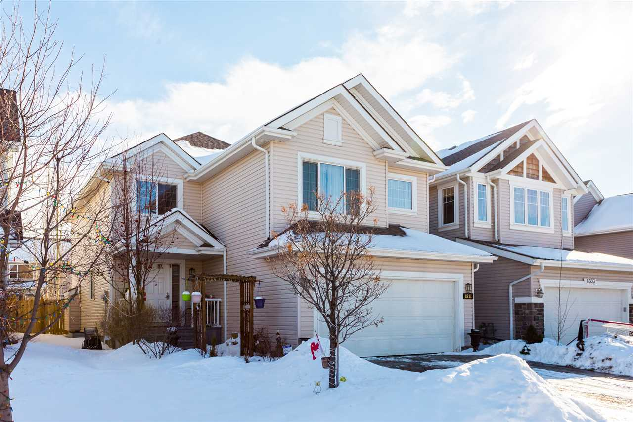 MLS® listing #E4147333 for sale located at 8211 14 Avenue