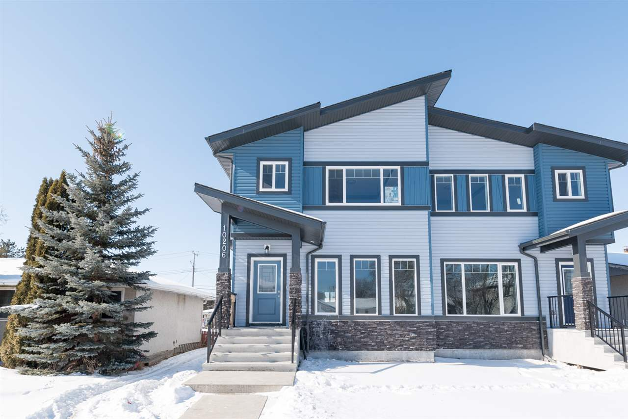 MLS® listing #E4147355 for sale located at 10206 162 Street