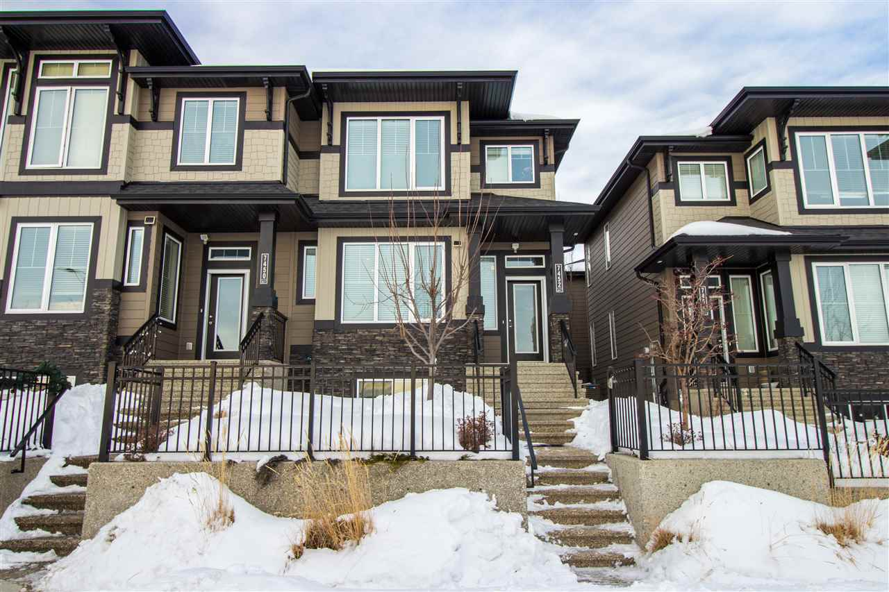 MLS® listing #E4147363 for sale located at 7452 MAY Common