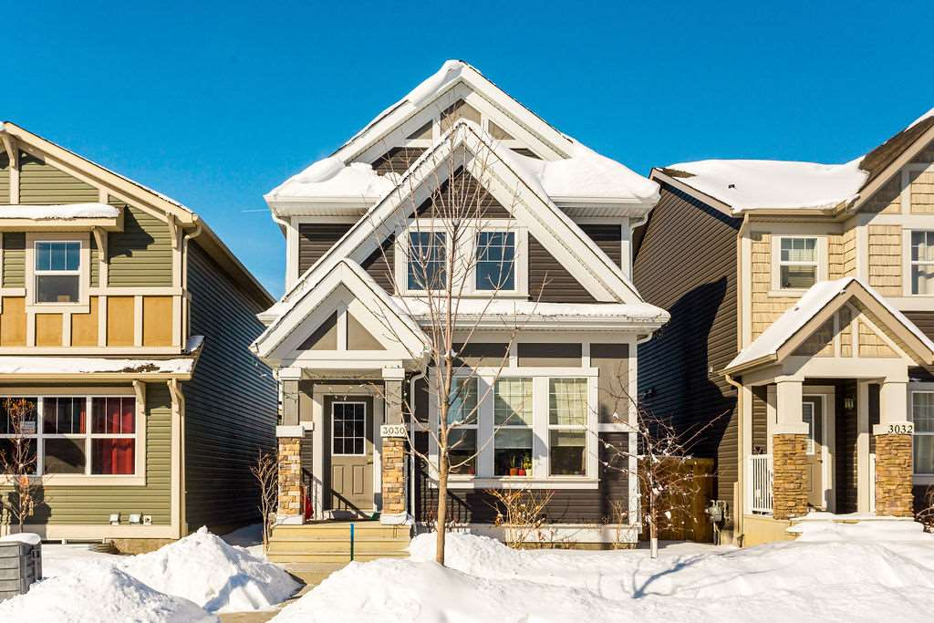 MLS® listing #E4147370 for sale located at 3030 ARTHURS Crescent