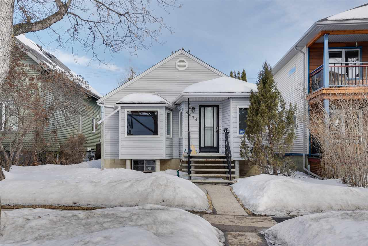 MLS® listing #E4147379 for sale located at 9674 85 Avenue