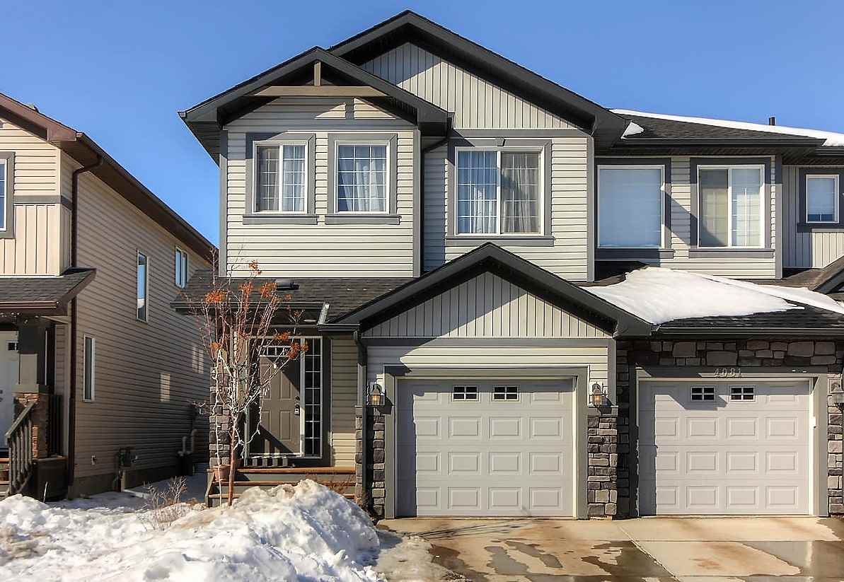 MLS® listing #E4147387 for sale located at 4083 Alexander Way