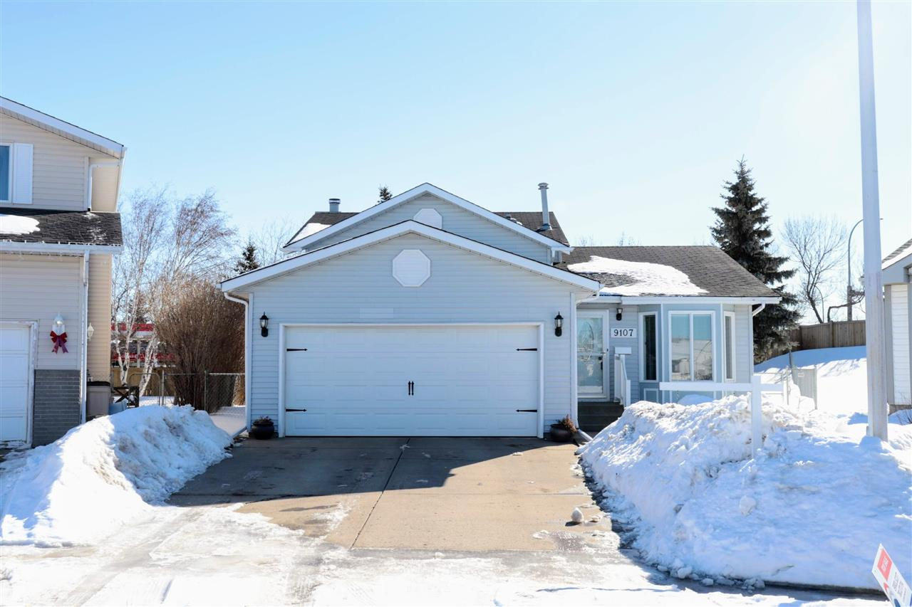 MLS® listing #E4147390 for sale located at 9107 167A Avenue