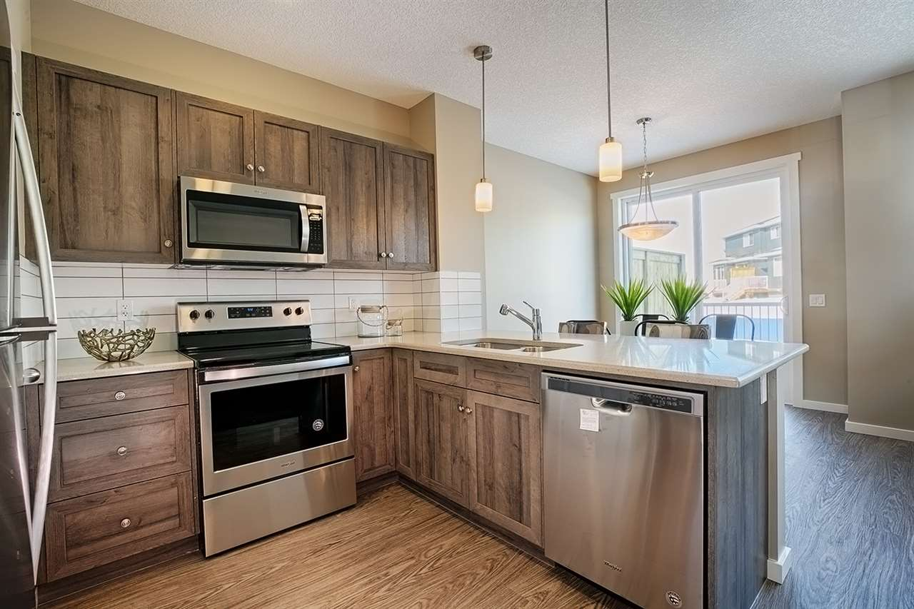 MLS® listing #E4147391 for sale located at 12816 205 Street