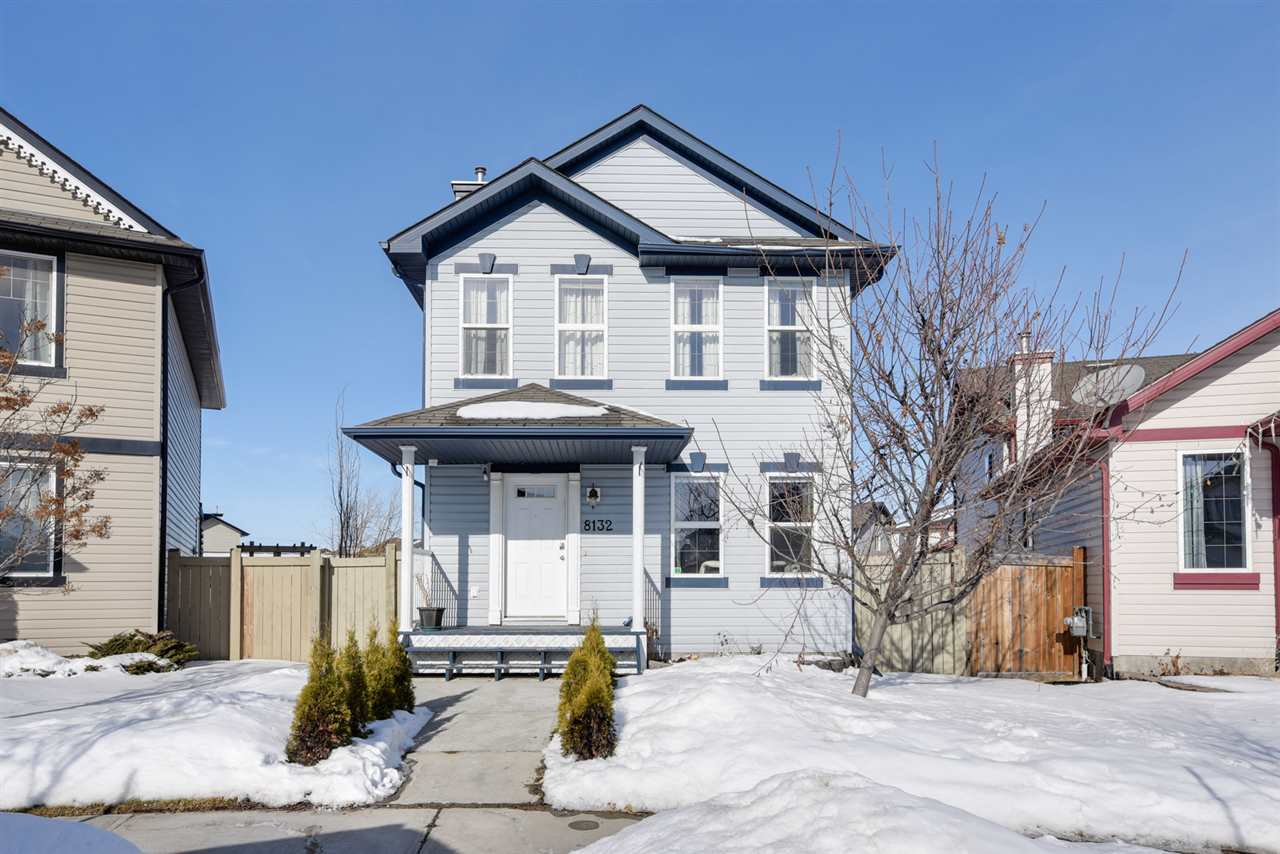 MLS® listing #E4147394 for sale located at 8132 7 Avenue