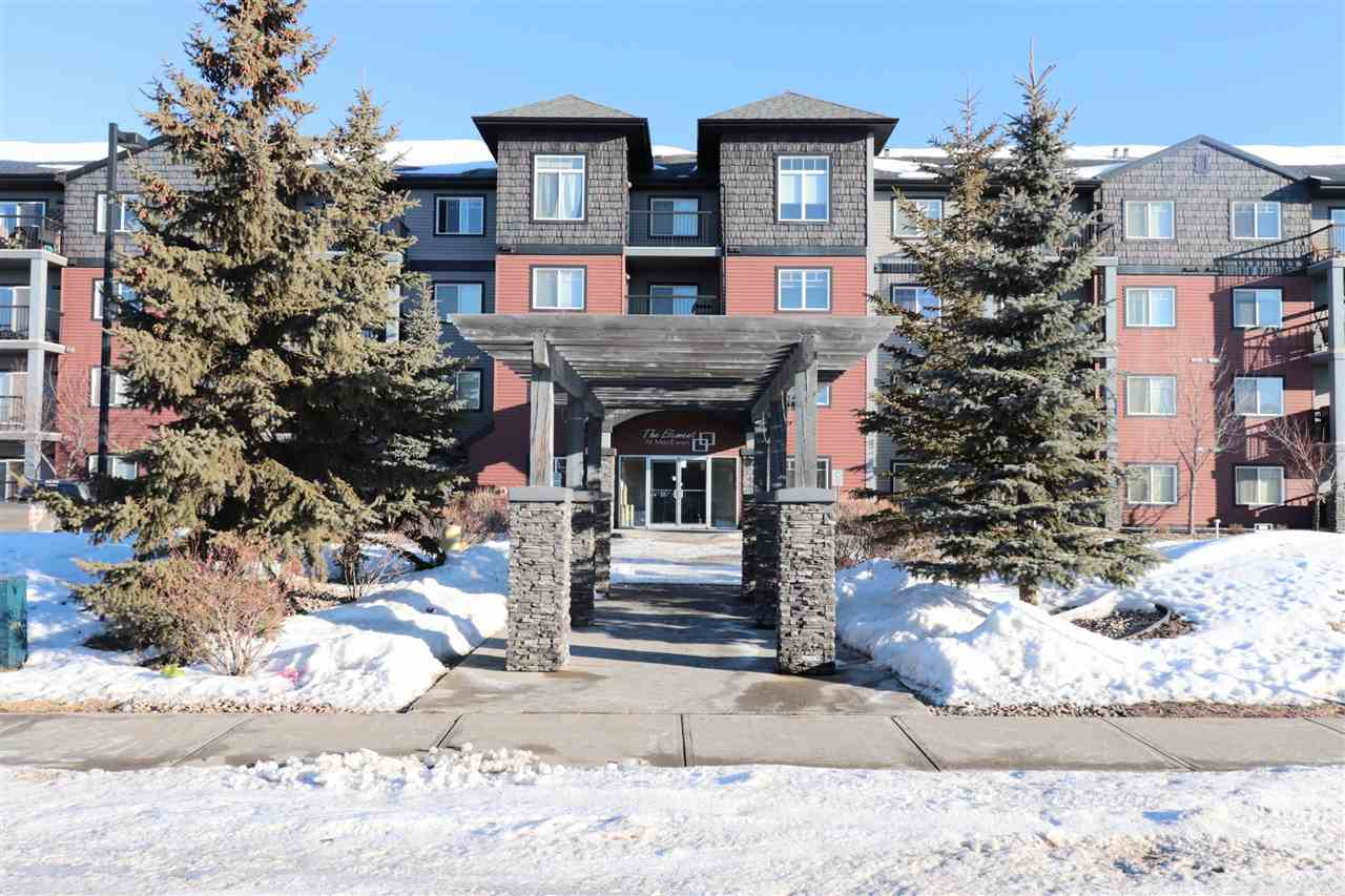 MLS® listing #E4147424 for sale located at 310 646 Mcallister Loop