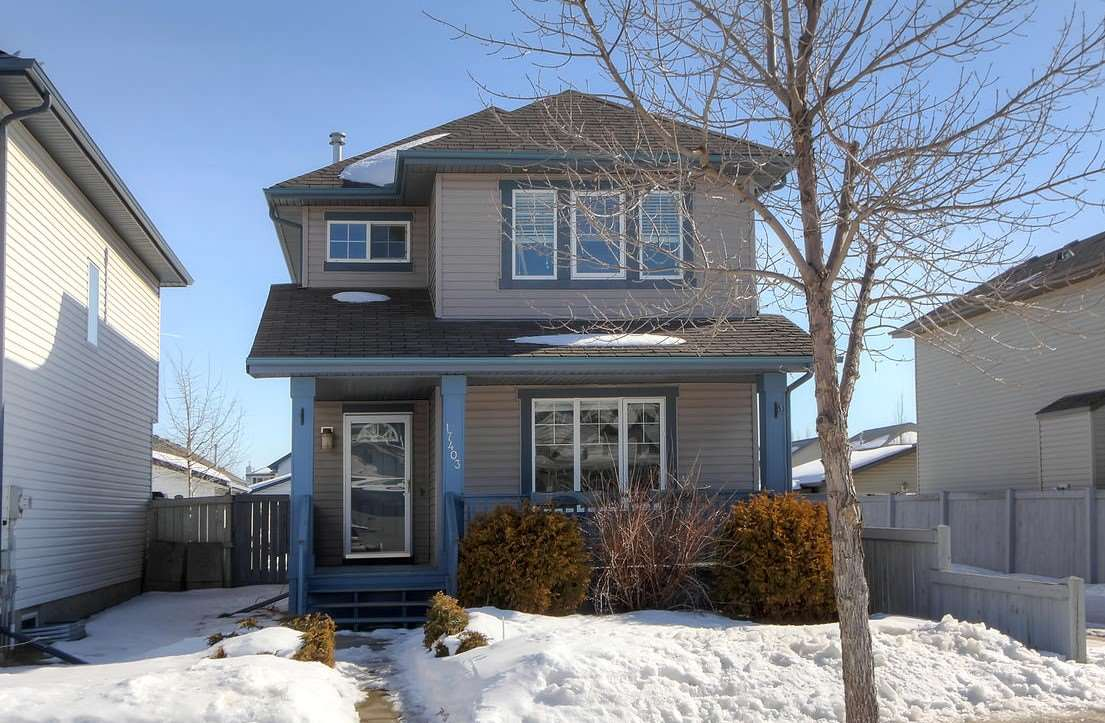 MLS® listing #E4147429 for sale located at 17403 90 Street