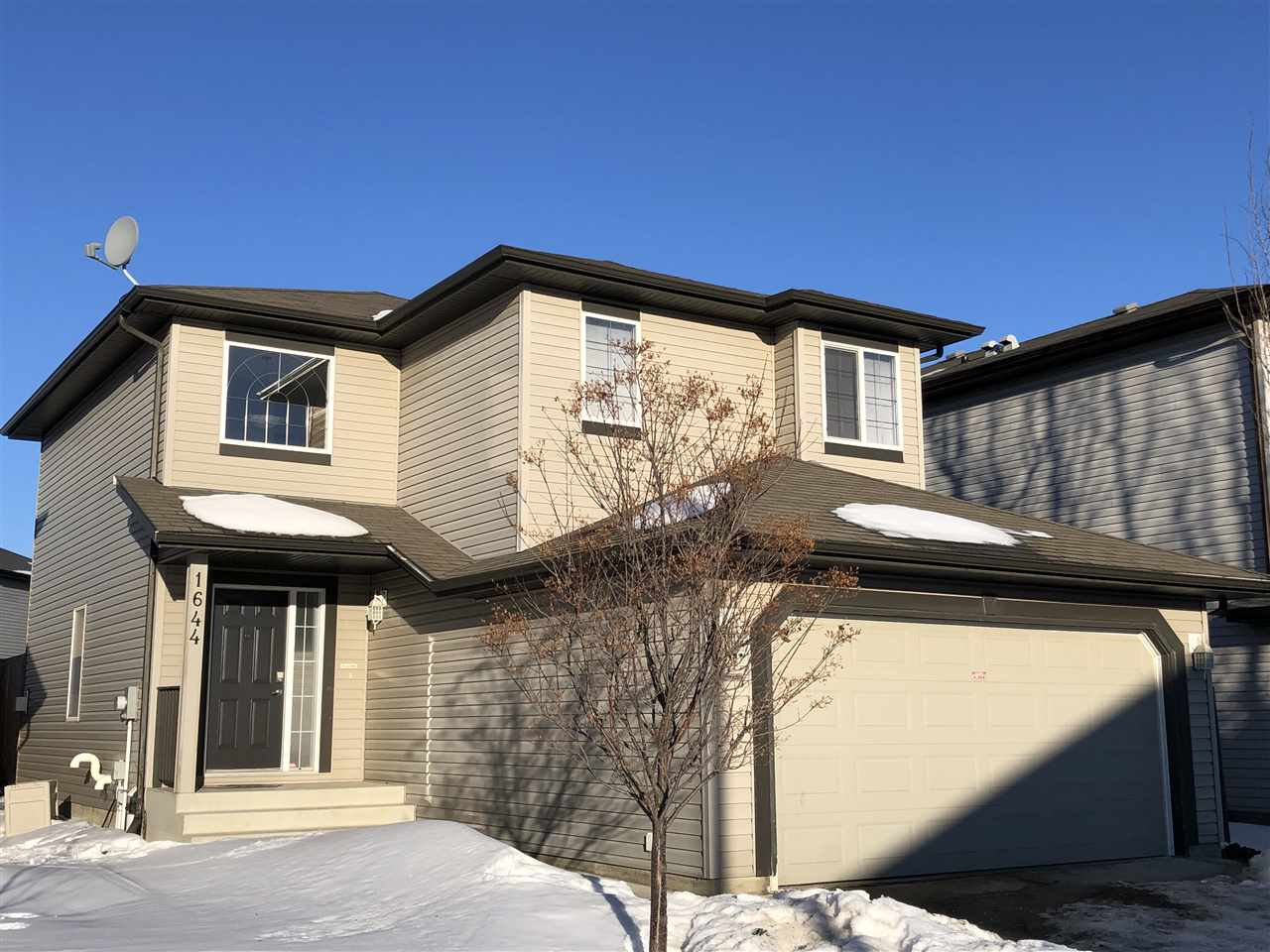 MLS® listing #E4147436 for sale located at 1644 HAMMOND Crescent