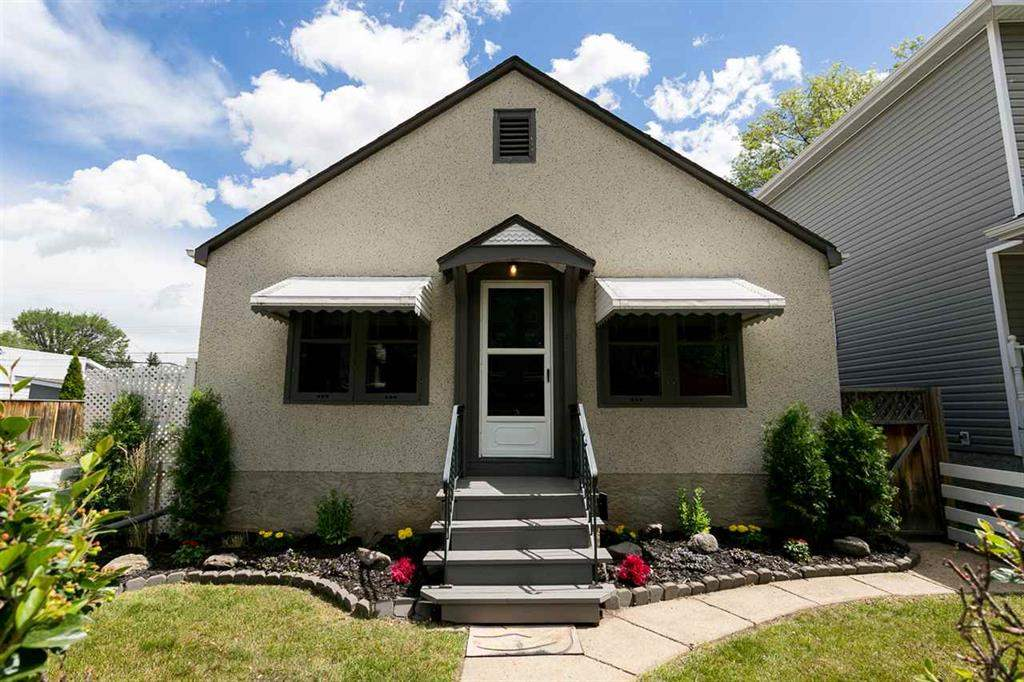 MLS® listing #E4147437 for sale located at 9411 92 Street