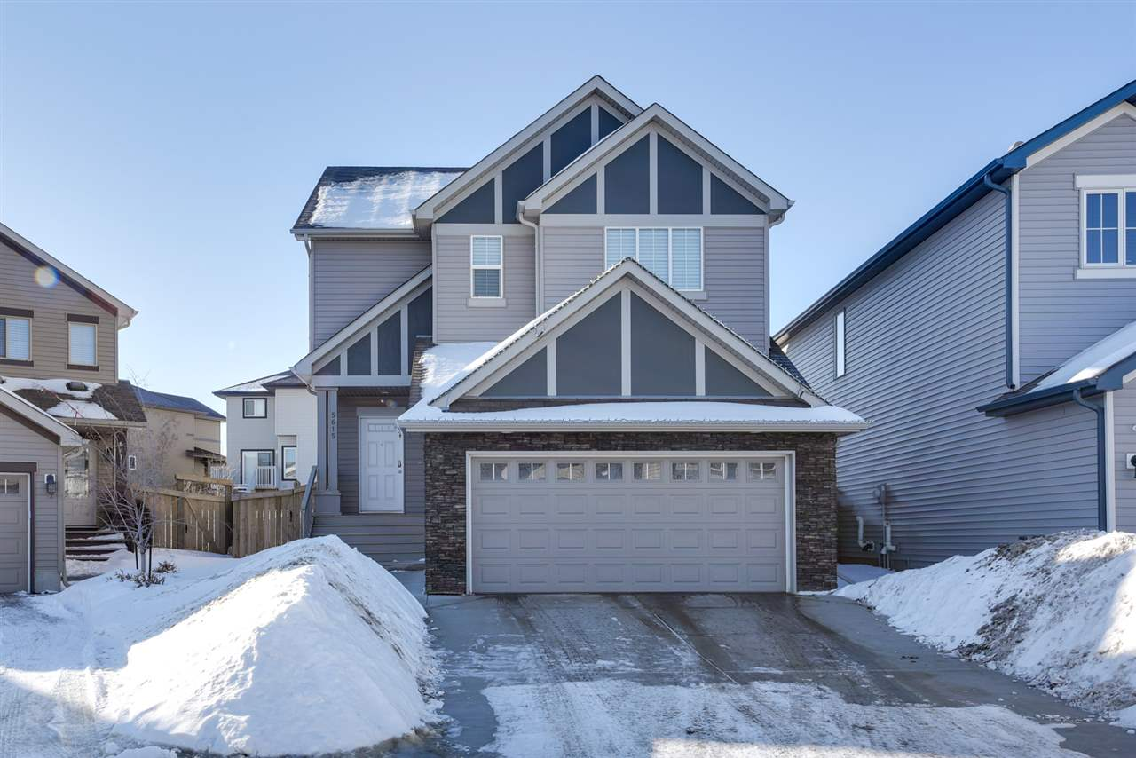 MLS® listing #E4147441 for sale located at 5615 18 Avenue