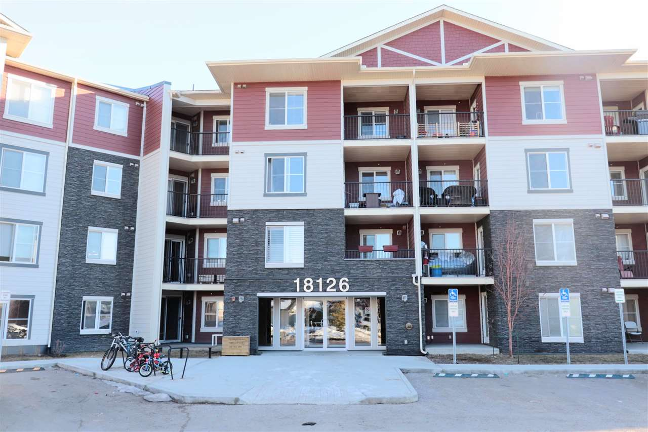 MLS® listing #E4147459 for sale located at 414 18126 77 Street