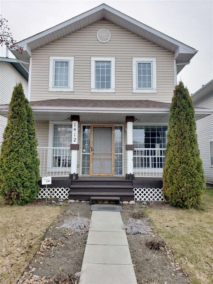 MLS® listing #E4147469 for sale located at 1412 JEFFERYS Crescent