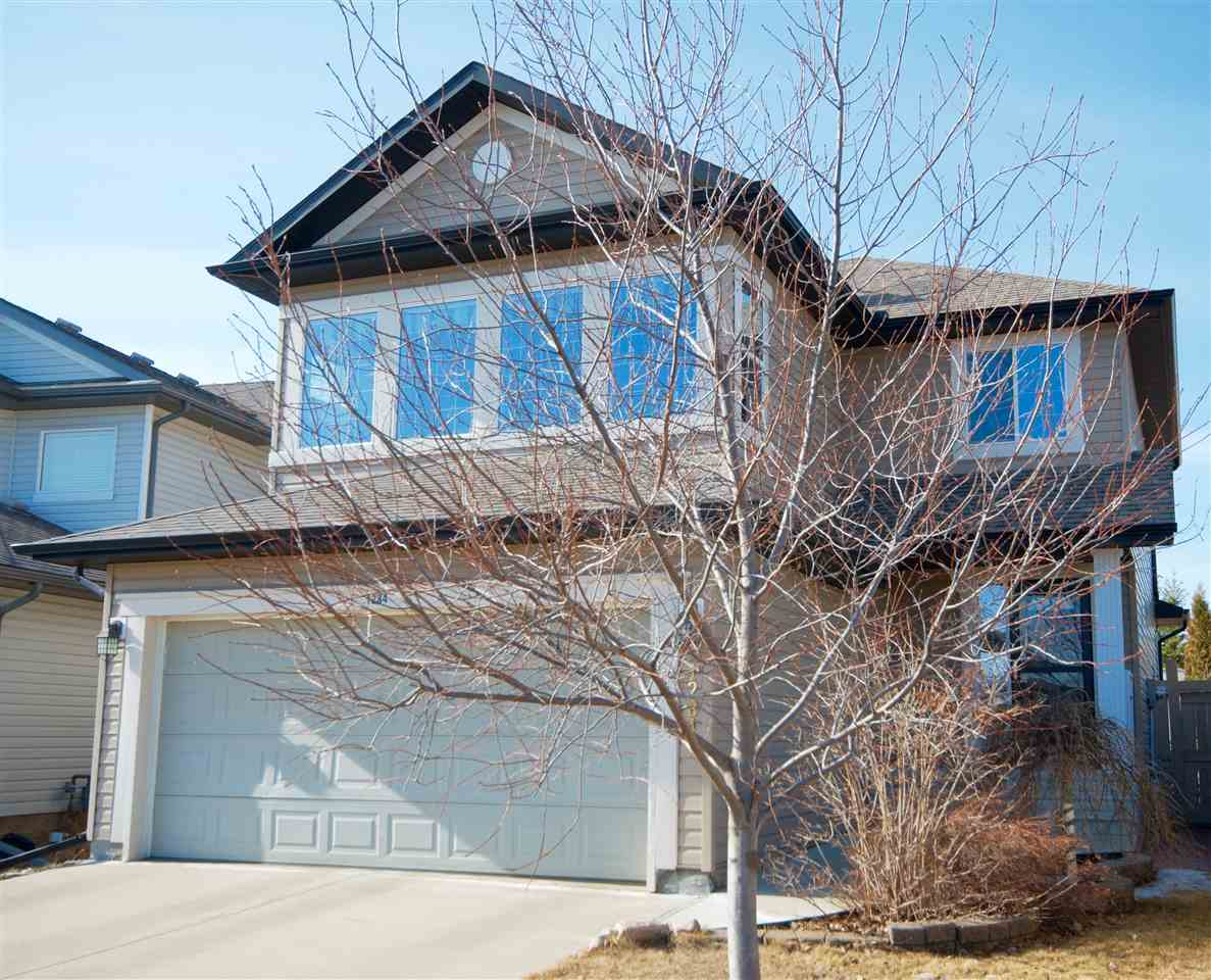 MLS® listing #E4147479 for sale located at 1284 MCALLISTER Way