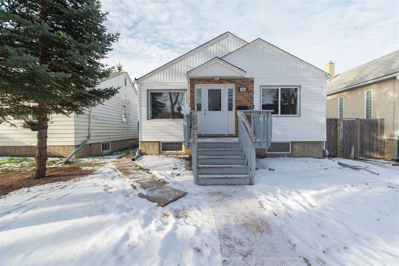 MLS® listing #E4147486 for sale located at 11826 96 Street