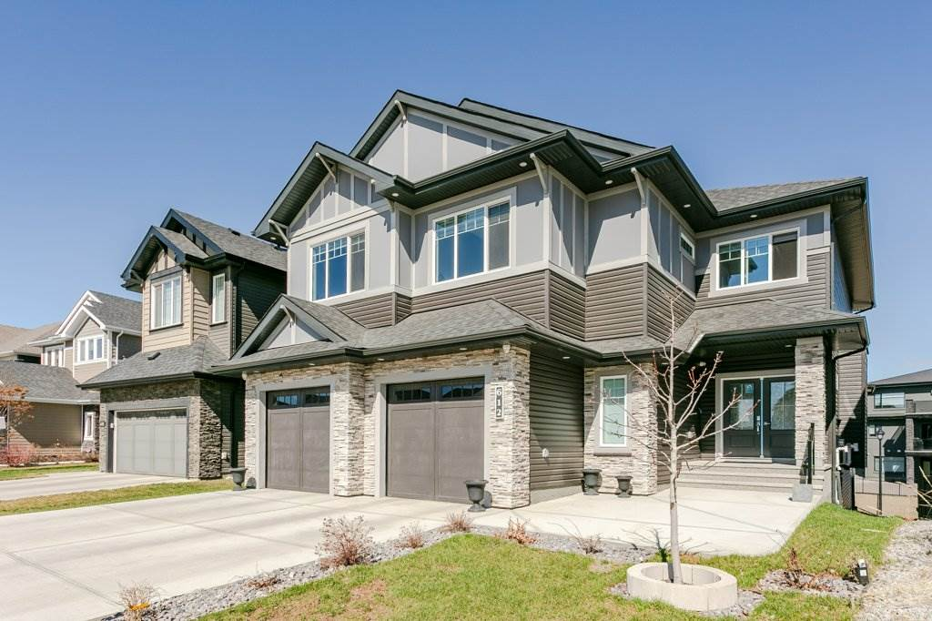 MLS® listing #E4147487 for sale located at 612 WINDERMERE Court