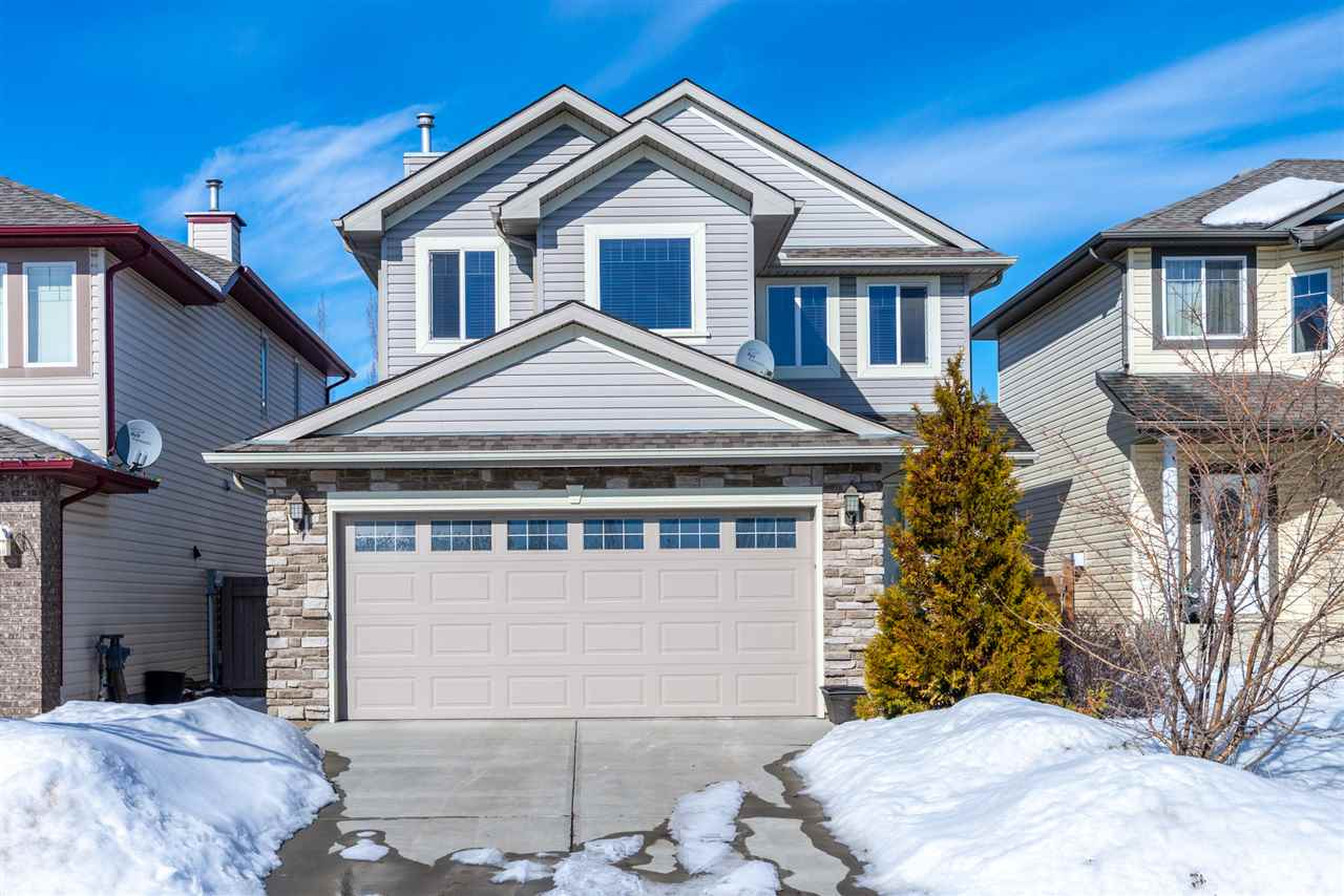 MLS® listing #E4147488 for sale located at 7420 SINGER Landing